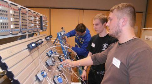 Leonardo da Vinci 2013 - odborná stáž študentov