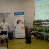 Prednáška fy Jablotron